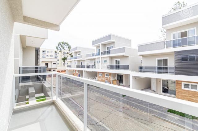 Casa de condomínio à venda com 3 dormitórios em Uberaba, Curitiba cod:8228 - Foto 11