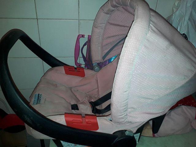 Vendo bebe conforto - Foto 2