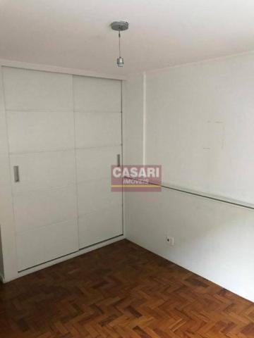 Apartamento com 3 dormitórios, 110 m² - venda ou aluguel - Santa Paula - São Caetano do Su - Foto 5