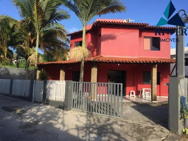 Linda casa de praia em Ilhéus, lote 366m², 5 Sts!!