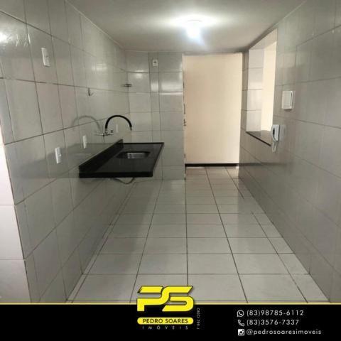 Apartamento com 2 dormitórios à venda, 69 m² por R$ 169.000,00 - Água Fria - João Pessoa/P - Foto 5
