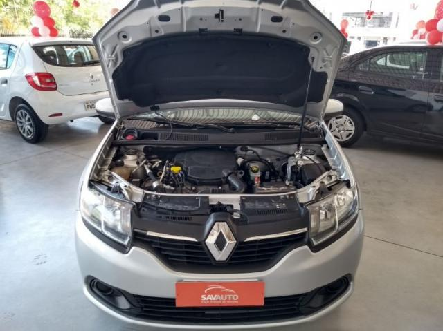 Renault Logan Authentique Flex 1.0 12V 4p - Foto 13