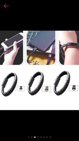 Bracelet  / cabo de  celular 39,90 - Foto 2