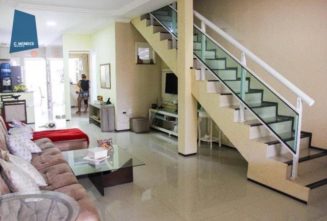 Casa com 3 dormitórios à venda, 290 m² por R$ 390.000,00 - Vicente Pinzon - Fortaleza/CE - Foto 7