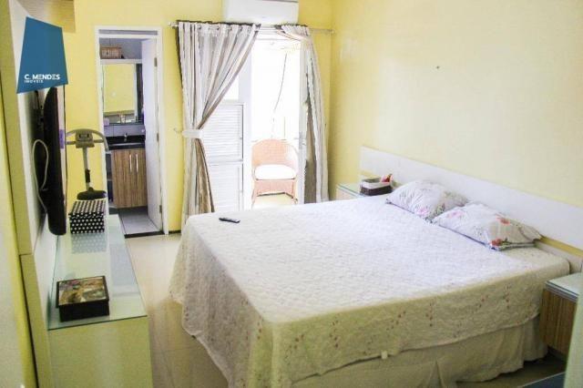 Casa com 3 dormitórios à venda, 290 m² por R$ 390.000,00 - Vicente Pinzon - Fortaleza/CE - Foto 16