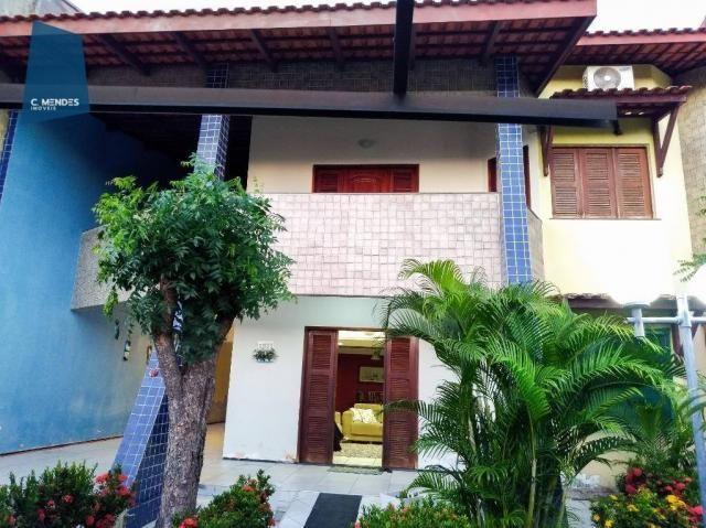 Casa Duplex 360 m² à venda, 5 suites, 4 vagas, Edson Queiroz, Fortaleza. - Foto 11
