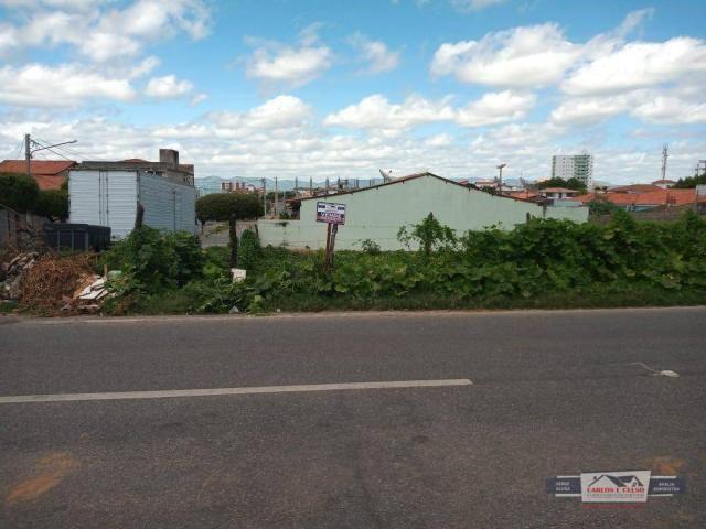 Terreno à venda, 360 m² por R$ 180.000,00 - Centro - Patos/PB - Foto 4
