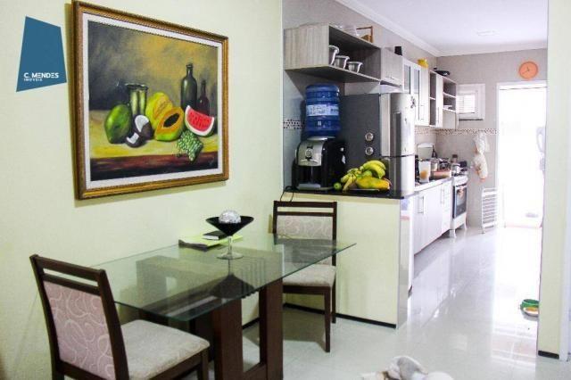 Casa com 3 dormitórios à venda, 290 m² por R$ 390.000,00 - Vicente Pinzon - Fortaleza/CE - Foto 8