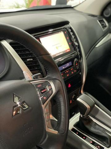 "Mitsubishi Pajero Sport 2.4 HPE Turbo 2019 / 2020. "" Melhor Avaliação no Semi- Novo."" - Foto 13"
