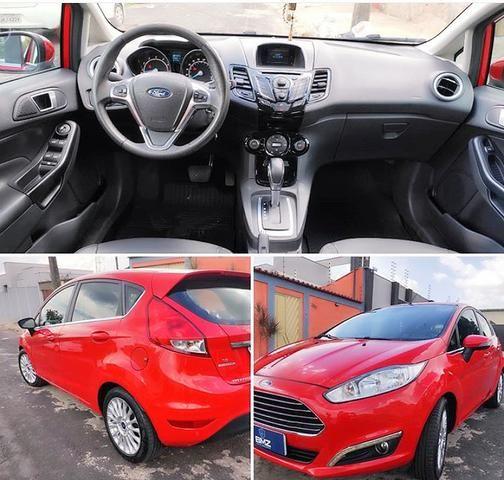 Vende - se Ford Fiesta Titaniun 1.6 - Foto 5