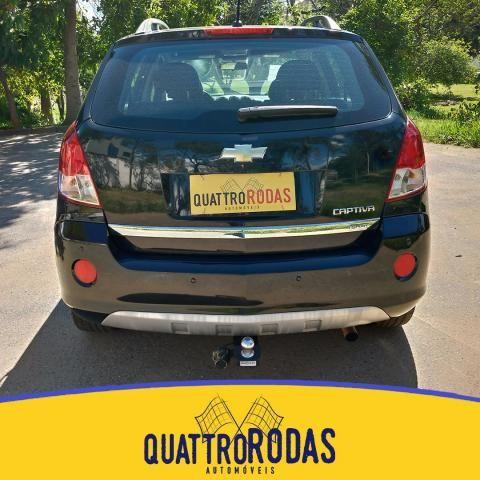 CAPTIVA 2011/2012 2.4 SFI ECOTEC FWD 16V GASOLINA 4P AUTOMÁTICO - Foto 4