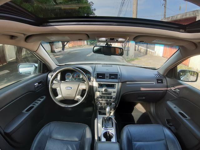 Ford Fusion SEL 2.5, 2010, com Teto - Foto 8