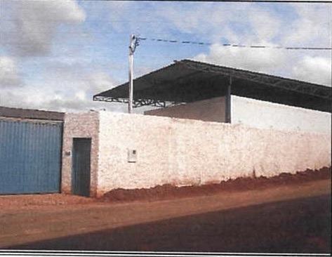 E) Terreno com 972,62 m², na cidade de Monte Alegre de Minas/MG