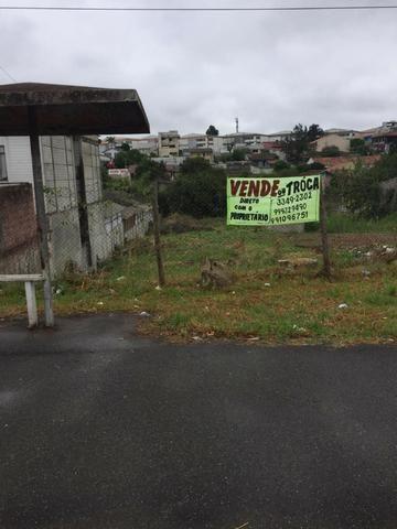 Vende-se terreno comercial Pinheirinho (direto com proprietário) - Foto 8