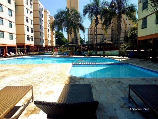 Apartamento com 3 dormitórios à venda, 80 m² - Setor Urias Magalhães
