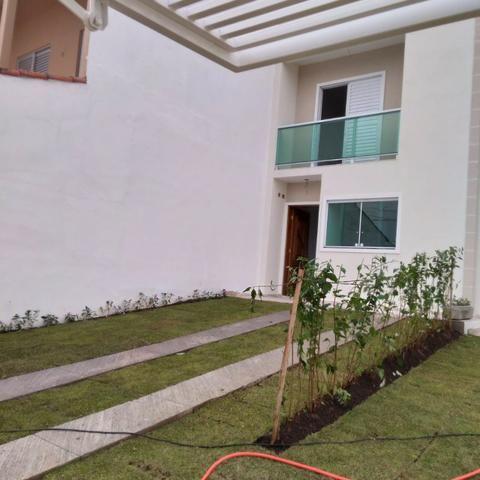 Lindos Sobrados Novos no bairro César de Souza ( Jardim das Bandeiras ) em Mogi das Cruzes - Foto 2
