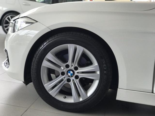 BMW 320I 2.0 SPORT GP 16V TURBO ACTIVE FLEX 4P AUTOM?TICO. - Foto 11
