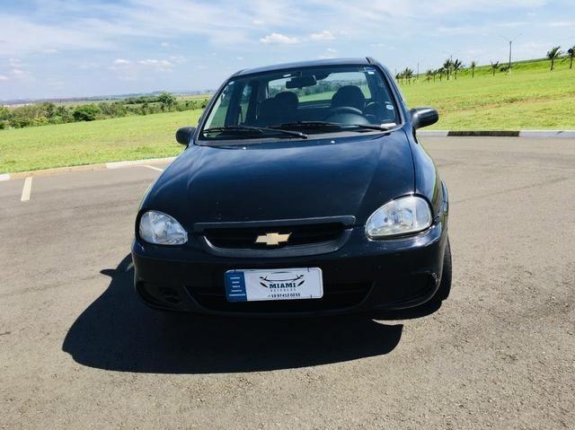 Corsa Sedan Classic Life 1.0 flex 2010 Vendo, troco e financio - Foto 2