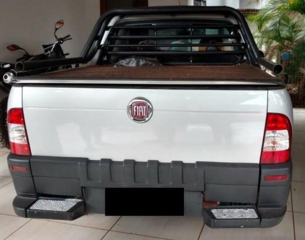 Fiat Strada Prata 2012/2012 - Foto 4