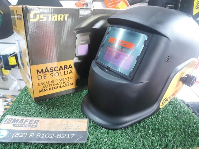 Protetor de solda/Mascara