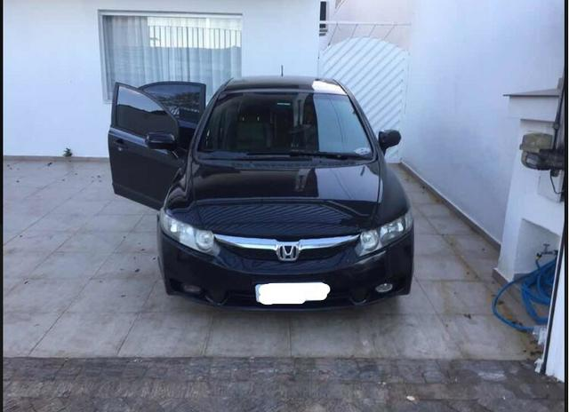 Honda civic 1.8 flex