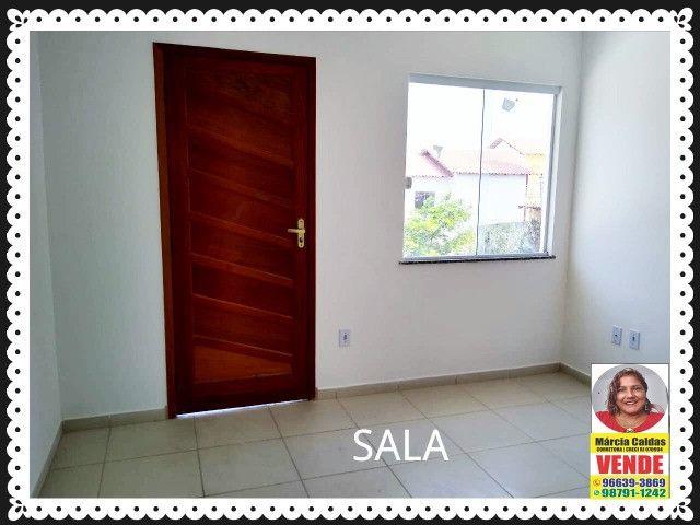 PSM# Laranjal Casas Top Com Garagem 2 Qtos Independentes 1ª locação - Foto 6