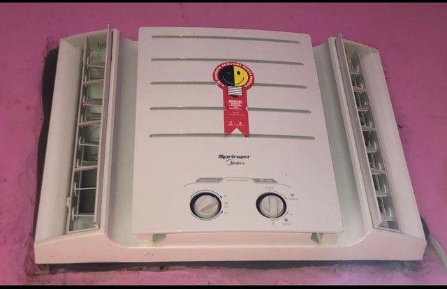 Ar condicionado springer Midea 7.500 BTUS