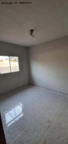 Casa para Venda em Várzea Grande, Jacarandá, 2 dormitórios, 1 banheiro, 2 vagas - Foto 2