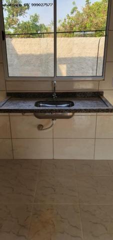 Casa para Venda em Várzea Grande, Jacarandá, 2 dormitórios, 1 banheiro, 2 vagas - Foto 4