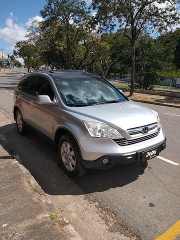 Honda/ CR-V EXL 2.0 16V Gasolina 4P Automático + Teto solar - Foto 2