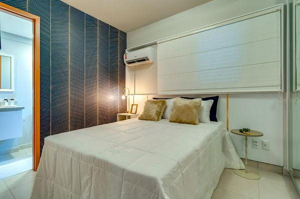Apartamento com 2 quartos no Viva Mais Parque Cascavel - Bairro Vila Rosa em Goiânia - Foto 4
