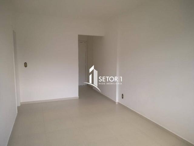 Apartamento com 2 quartos para alugar, 88 m² por R$ 1.120,00/mês - Centro - Juiz de Fora/M - Foto 2