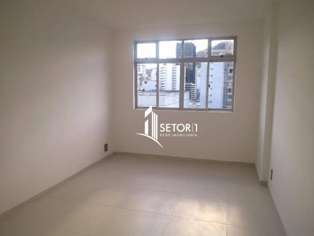 Apartamento com 2 quartos para alugar, 88 m² por R$ 1.120,00/mês - Centro - Juiz de Fora/M - Foto 5