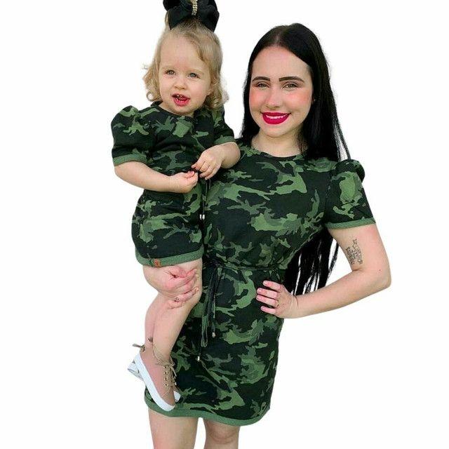 Conjunto mãe e filha  - Foto 2