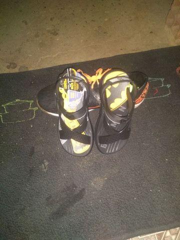 Sandália masculina Nova - Foto 2