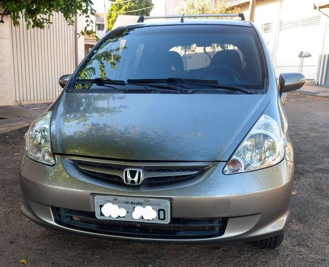 Vendo Honda Fit EX1.5 automático completo!! - Foto 14