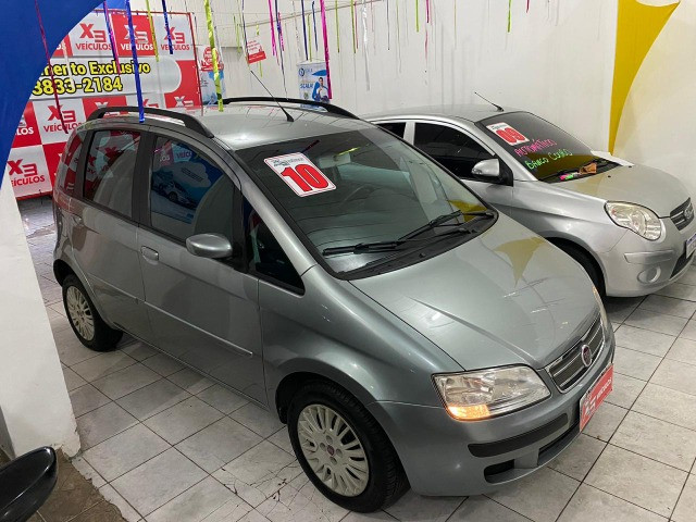 Fiat IDEA 2010 sem detalhes nenhum. ! Ent. + 48x 480 fixas Ligue já