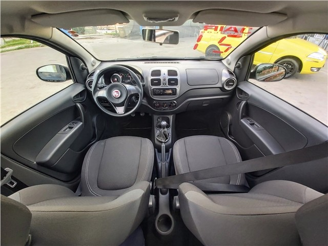 Fiat Grand siena 2021 1.4 mpi attractive 8v flex 4p manual - Foto 13