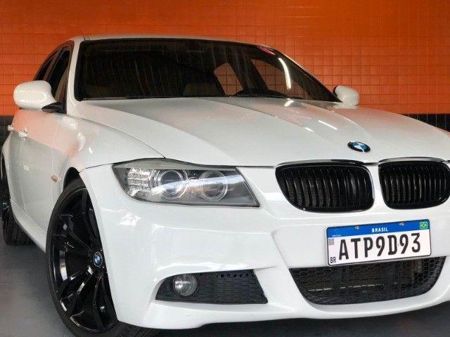 BMW 318i 2012 Interna caramelo