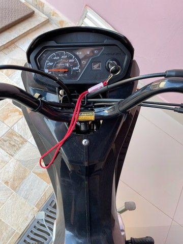 Honda POP 110i 2020 Estado de zero (800km) Aceito trocas parcelo cartão financio  - Foto 7
