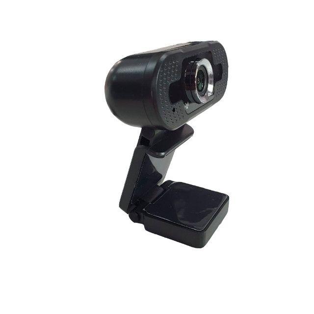Webcam Full Hd 1080p Usb Com Microfone - Foto 4