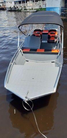 Canoas em alumínio naval  - Foto 4