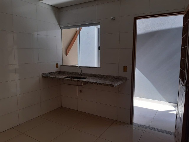 Linda Casa Nova Campo Grande com 3 Quartos No Asfalto**Venda** - Foto 15