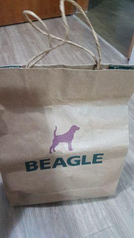 Camiseta Beagle Bege - Foto 3