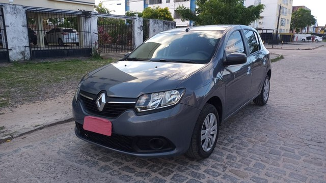 Renault Sandero 1.6 Completo 2016 - 36.900