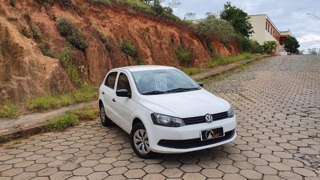 VW Gol G6 Special 1.0 Branco Completo Ú.Dono - Foto 9