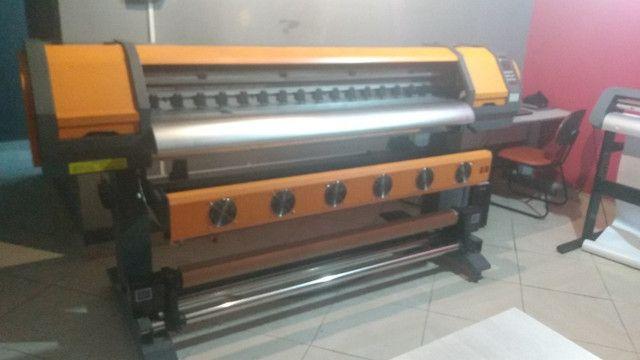 Impressoras para comunicação visual