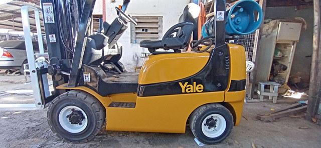 Empilhadeira YALLE 2008 - 47.800,00 (8 1 9 8 9 1 0 5 - 8 3 8 4 - ZAP)!<br> - Foto 5