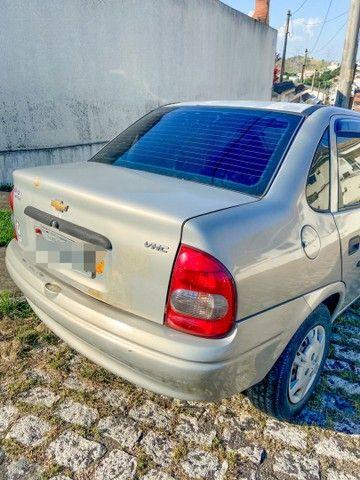 Vendo Corsa sedan 2004 completo c/ GNV - carro de mulher  - Foto 3