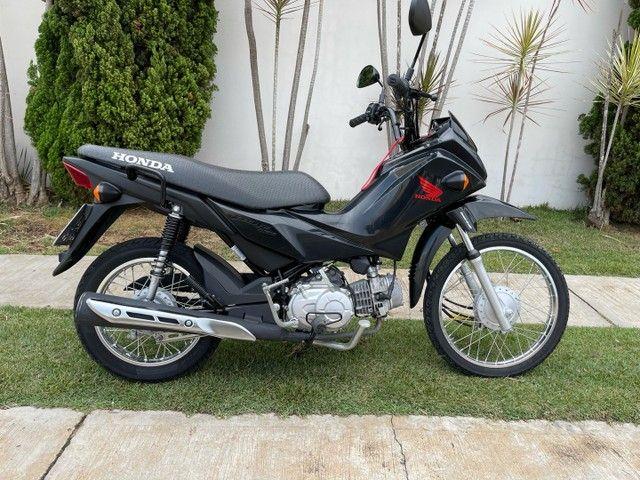 Honda POP 110i 2020 Estado de zero (800km) Aceito trocas parcelo cartão financio  - Foto 11